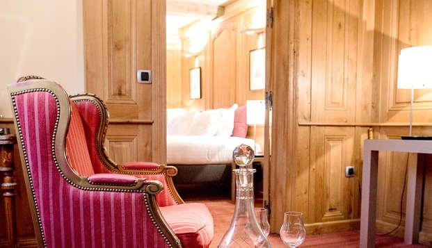 L Hermitage Gantois - Room