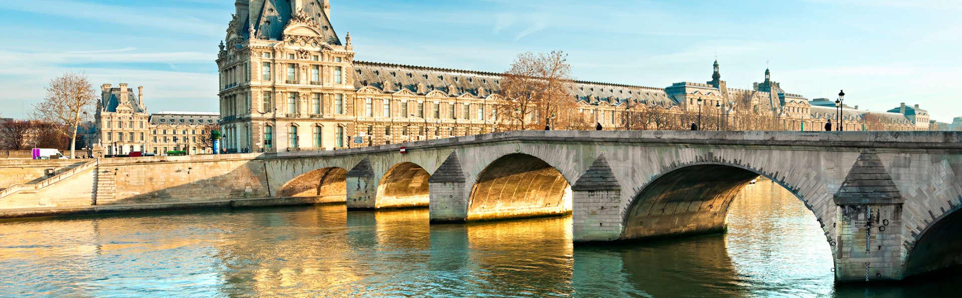 Séjour 4* en bord de Seine aux portes de Bercy Village