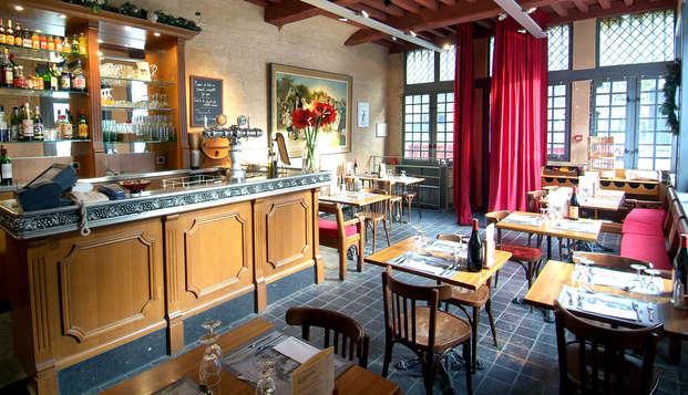 L Hermitage Gantois - Bar