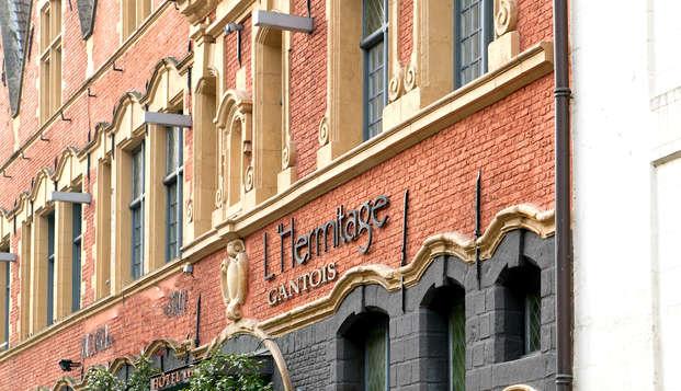 L Hermitage Gantois - Front