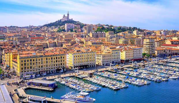 Maison Montgrand Marseille Vieux-Port - Marseille