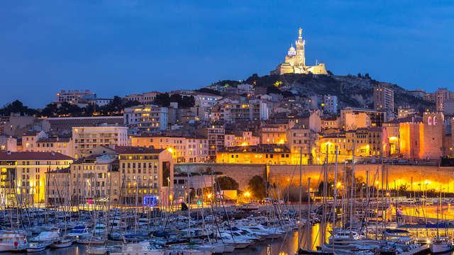 Escapade citadine tout près du Vieux-Port de Marseille