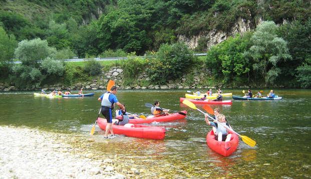 Especial Aventura: Escapada surcando el Río Sella