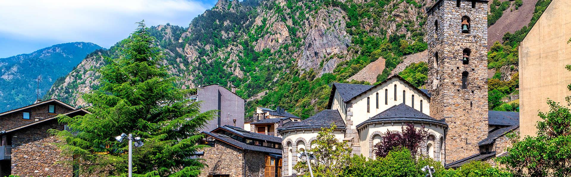 Profitez d'un week-end près de la montagne en Andorre