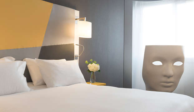 Pullman Toulouse Airport - NEW room