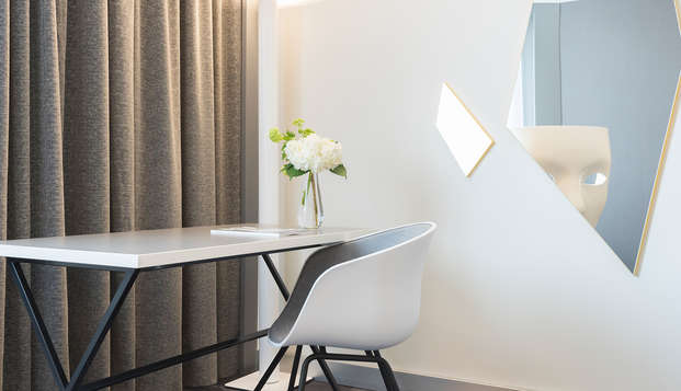 Pullman Toulouse Airport - NEW detailroom
