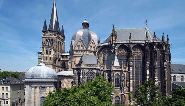 Profitez d'une nuit supplémentaire gratuite à Aix-la-Chapelle (3 nuits pour le prix de 2)