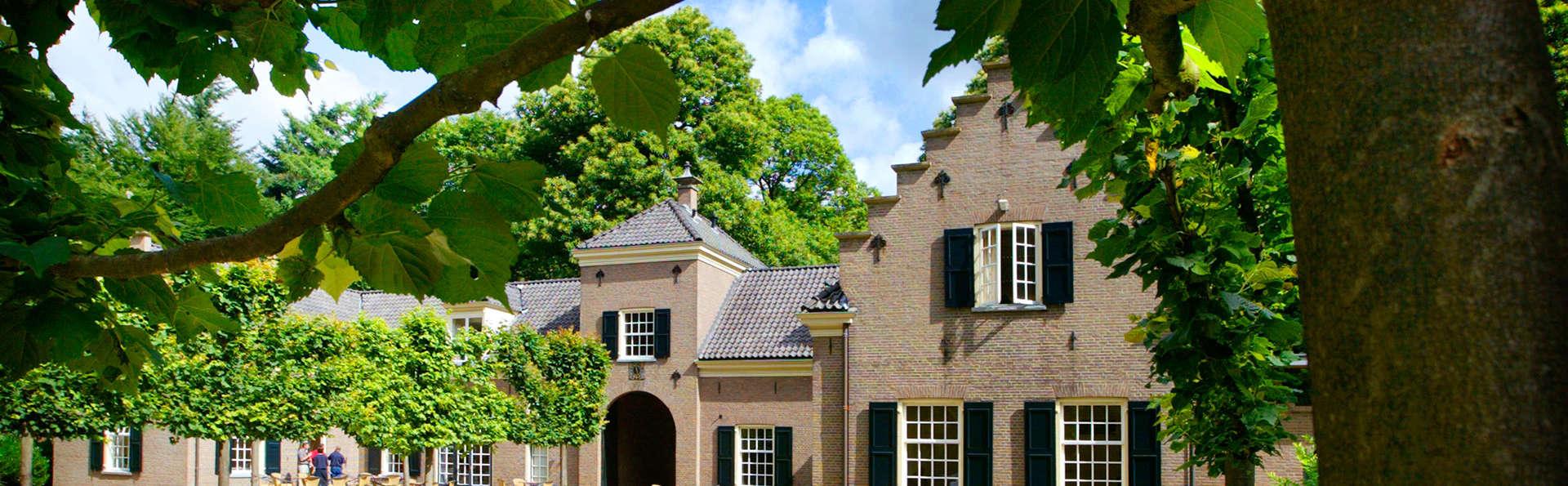 Au cœur du parc national Utrechtse Heuvelrug