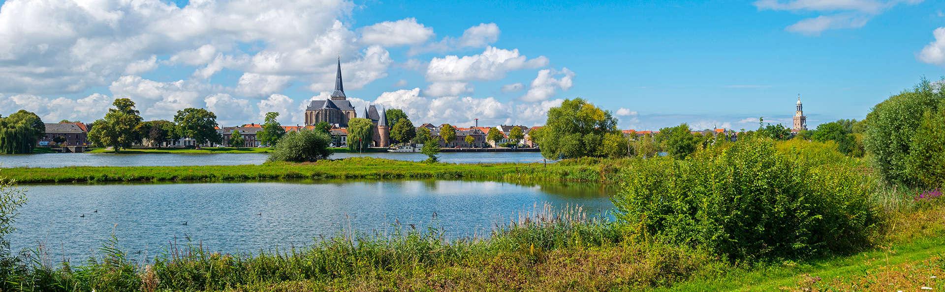 3 nuits pour le prix de 2 dans le cadre enchanteur et relax d'Overijssel (à partir de 3 nuits)