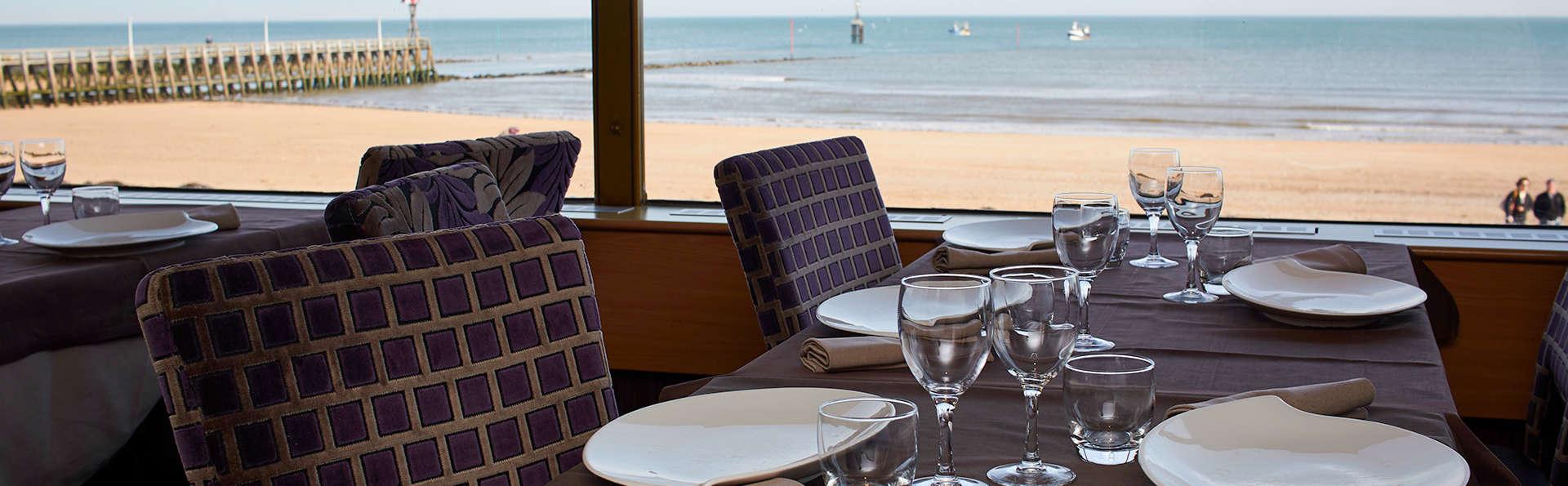 Ontspanning en gastronomie met het gezin of onder vrienden aan de Normandische kust