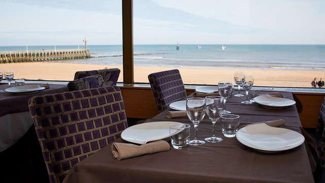 La Cremaillere Cote Mer et Hotel Cote Jardin - NEW restaurant