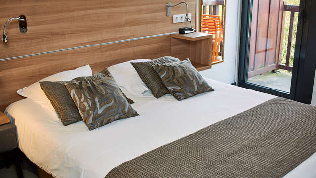 La Cremaillere Cote Mer et Hotel Cote Jardin - NEW room