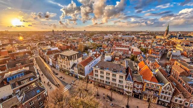 Geniet van luxe, design en het mooie Groningen