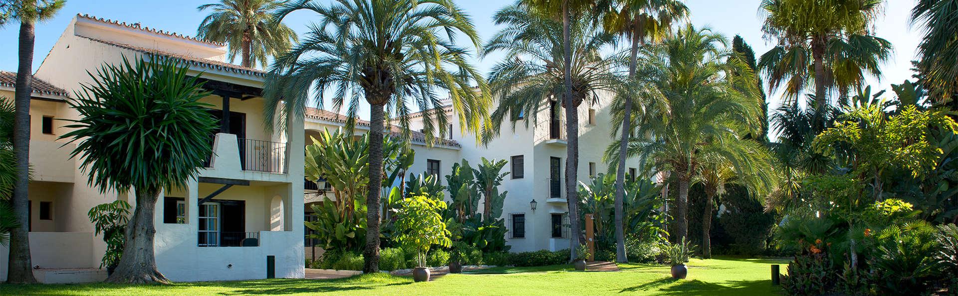Profitez d'un séjour complet à Marbella en 4* : demi-pension et animation enfants