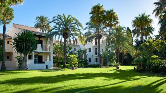 Media Pensión, Animación para los niños: Disfruta de una estancia a lo completo en un 4* en Marbella