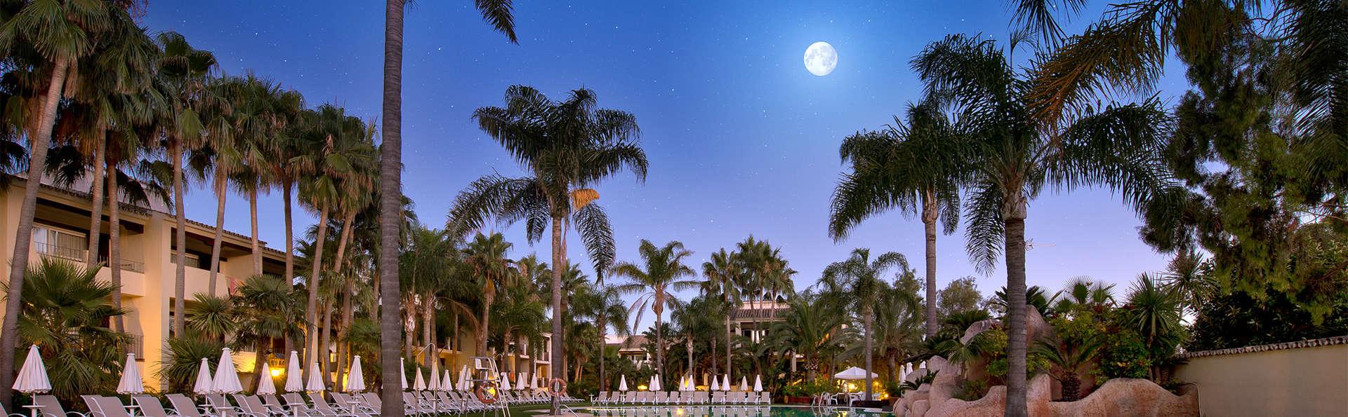 Profitez de la Costa del Sol en famille dans un hôtel 4 étoiles à deux minutes de la plage