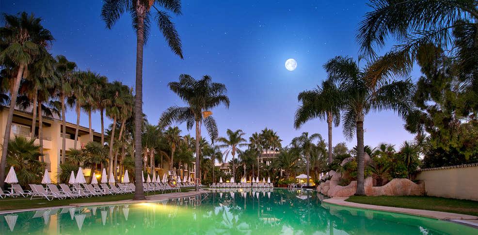Hotel bluebay banus 4 marbella espagne for Reservation hotel en espagne gratuit