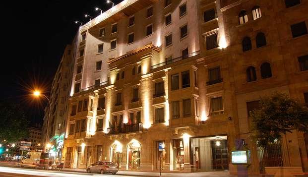Oferta Ciudades Monumentales: Descubre el centro de Salamanca con cena 5*