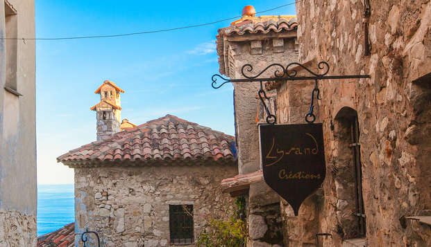 Relax en familia en Èze, la Costa Azul (desde 2 noches)