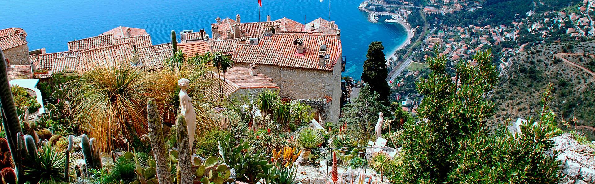 Week-end sous le soleil de la côte d'Azur