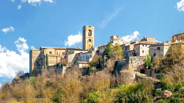 Una noche en la Toscana en la fascinante ciudad medieval de Colle Val d'Elsa