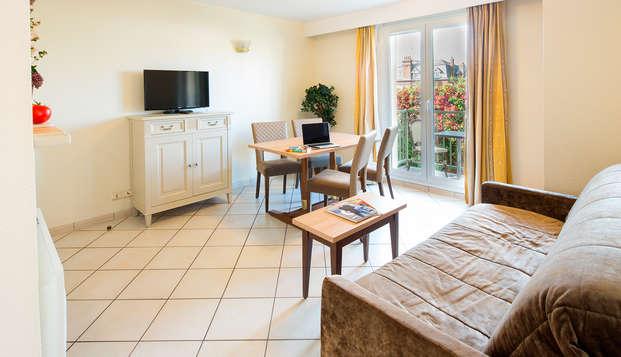La Closerie Deauville - NEW salonroom