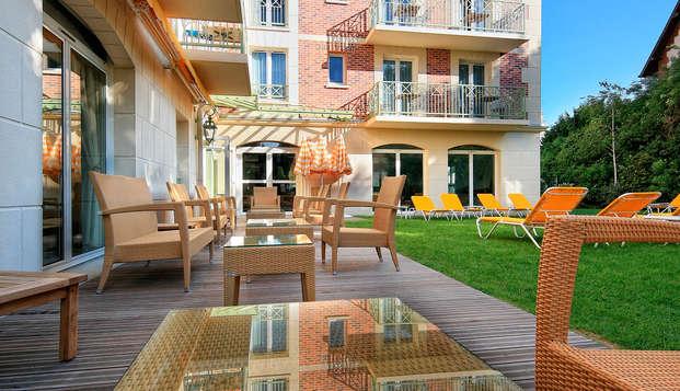 La Closerie Deauville - NEW terrace