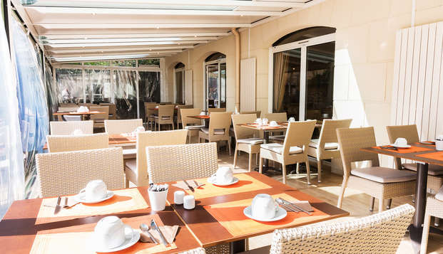 La Closerie Deauville - NEW breakfastroom