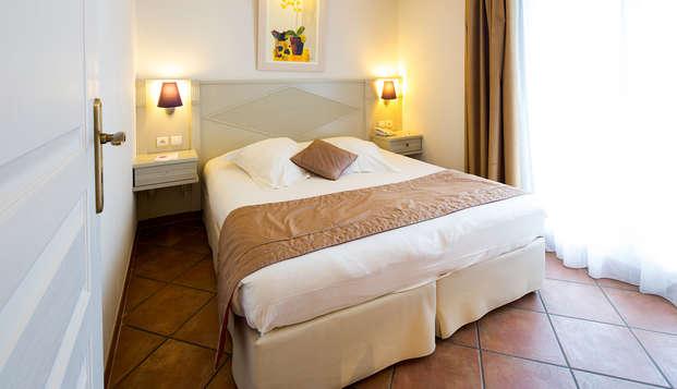 La Closerie Deauville - NEW room