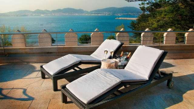 Luxe et bien-être : séjour avec spa dans un 5 étoiles près de la mer