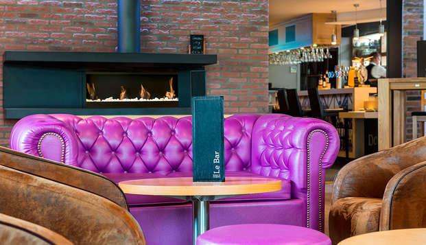 Golf Resort Spa Domaine Cice Blossac - bar