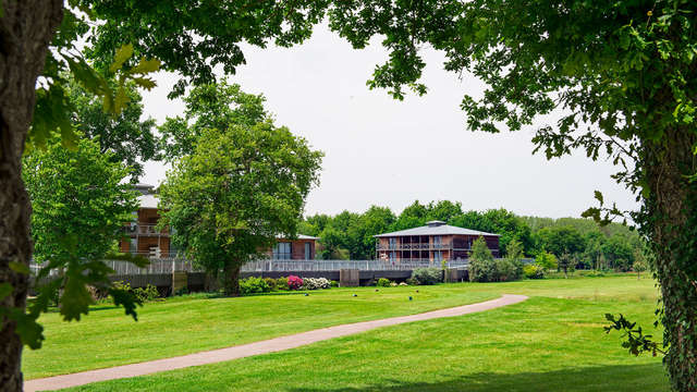 Golf Resort Spa Domaine Cice Blossac