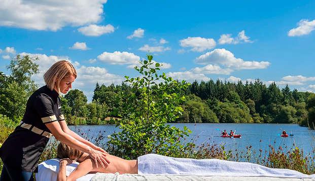 Golf Resort Spa Domaine Cice Blossac - massage Exterior