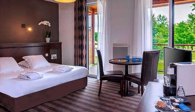 Golf Resort Spa Domaine Cice Blossac - room