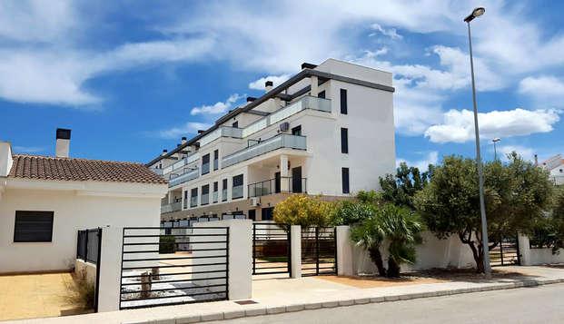 Escapada en apartamento de 2 dormitorios en Oliva, Valencia
