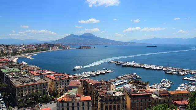 Art, culture et tradition dans le cœur de Naples en supérieure