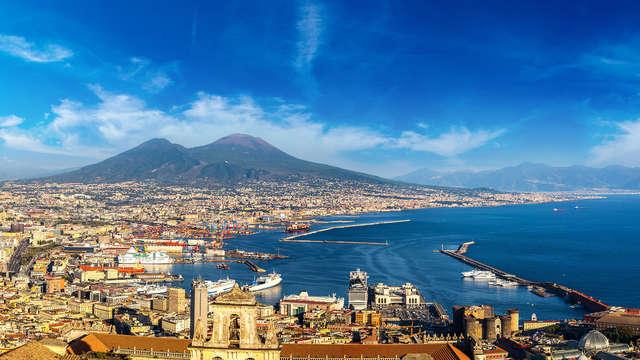 Offre à Naples : séjour dans un boutique hôtel situé au cœur de la ville