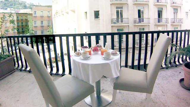 Luxe et élégance dans un hôtel-boutique en plein cœur de Naples