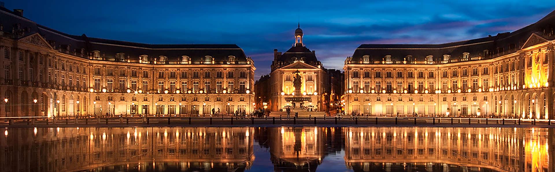 Citytrip historique et gourmand au coeur de Bordeaux