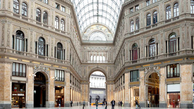 Luxury Art Resort Galleria Umberto
