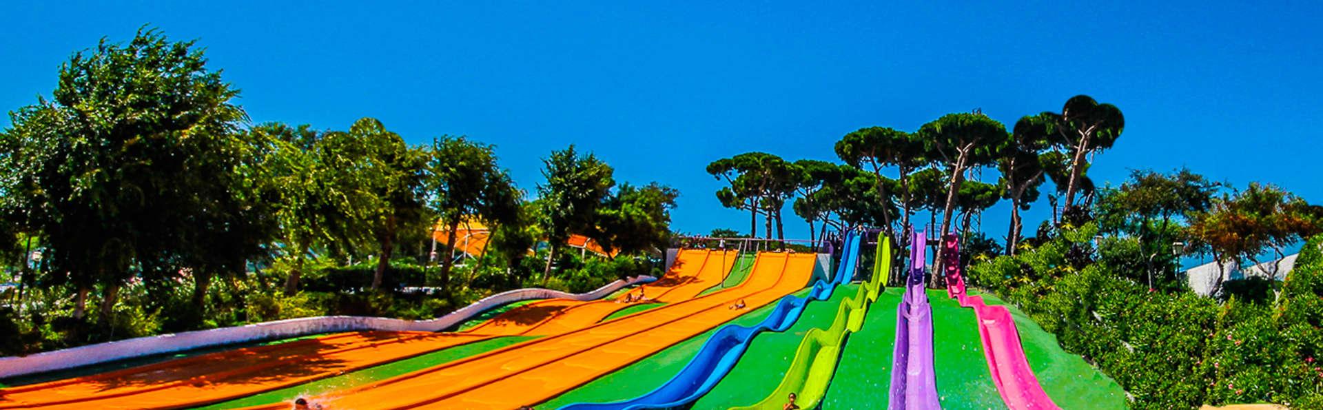 Escapada en Barcelona con entradas a Illa Fantasia