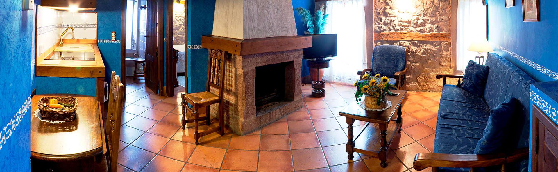 Appartement familial à Molina d'Aragón, à 10 km du parc Alto Tajo
