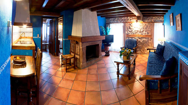 Apartamento familiar en  Molina de Aragón, a 10km del Parque de Alto Tajo
