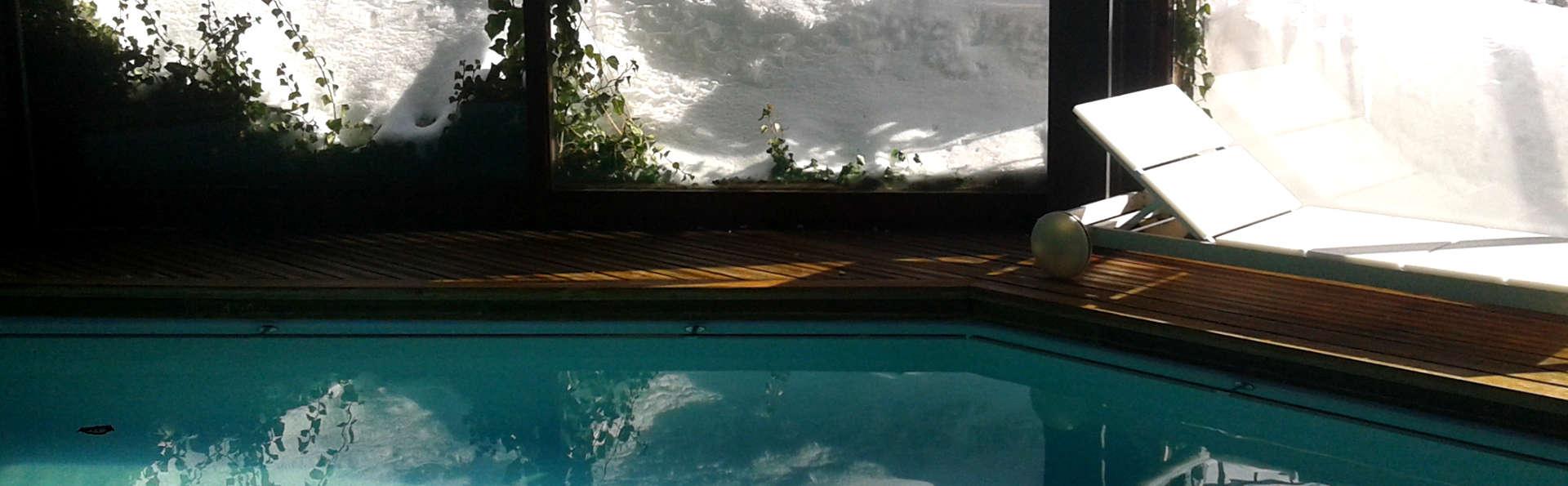 Desconexión y relax en el Pirineo Aragonés en un hotel de montaña con acceso a spa