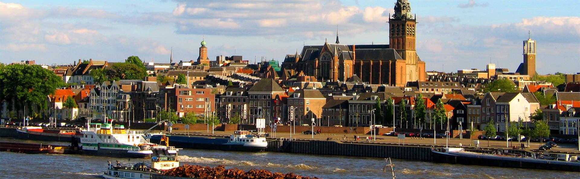 Geniet van het najaar met een fles bubbels nabij Nijmegen!