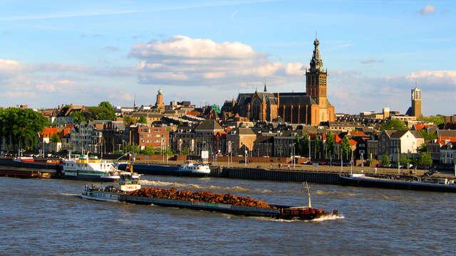 Seizoensspecial: Genieten, ontspannen & fles bubbels nabij Nijmegen!