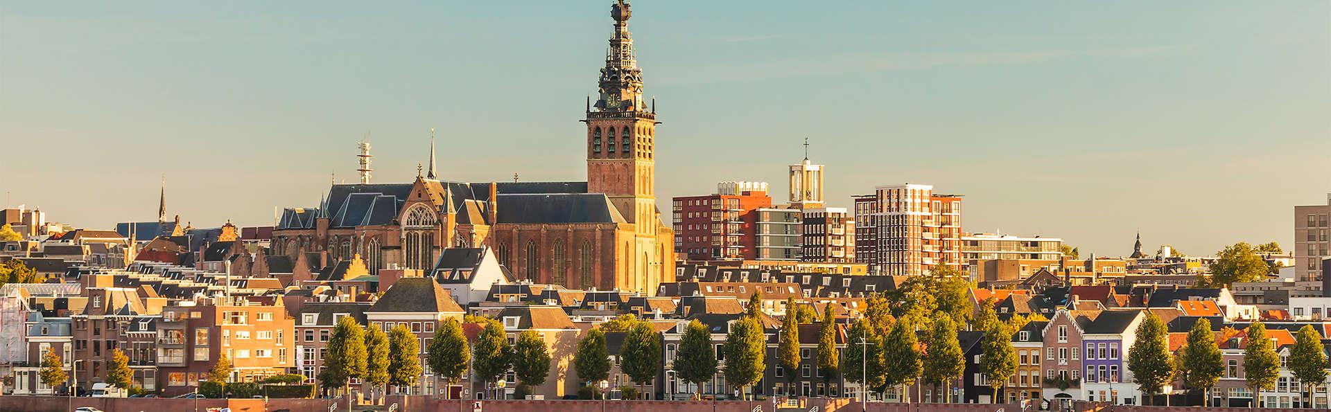 Een heerlijke minivakantie dicht bij Nijmegen (3 nachten voor de prijs van 2)