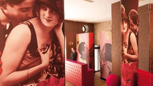 Hotel Montmartre mon Amour