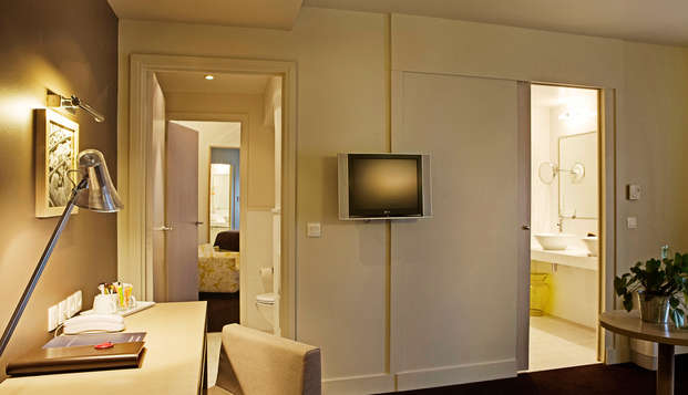 Hotel Beauchamps - suite
