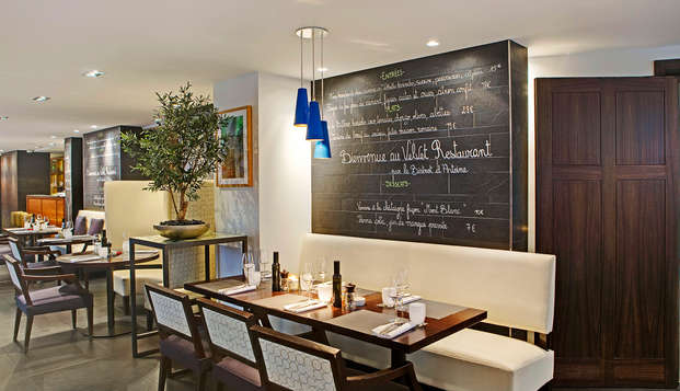 Hotel Beauchamps - restaurant